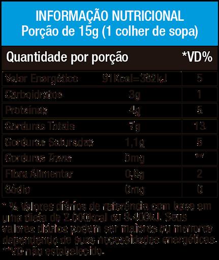 Pasta de Amendoim com açucar de coco 1KG / Proteína Pura