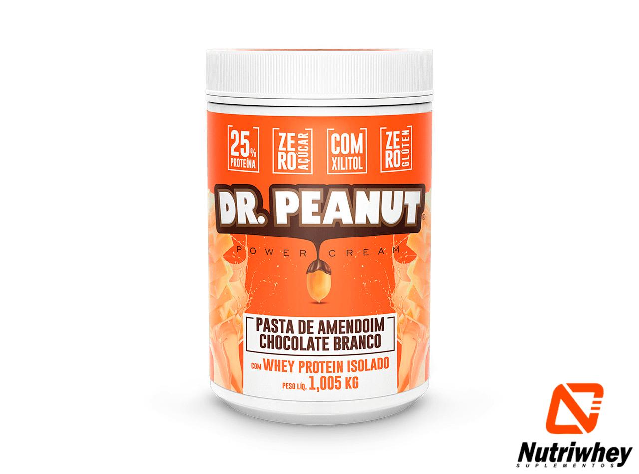 Pasta de Amendoim Dr. Peanut | Dr. Peanut| 1kg