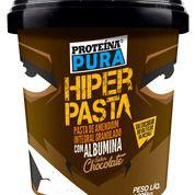Pasta Integral Albumina com Chocolate / Proteína Pura