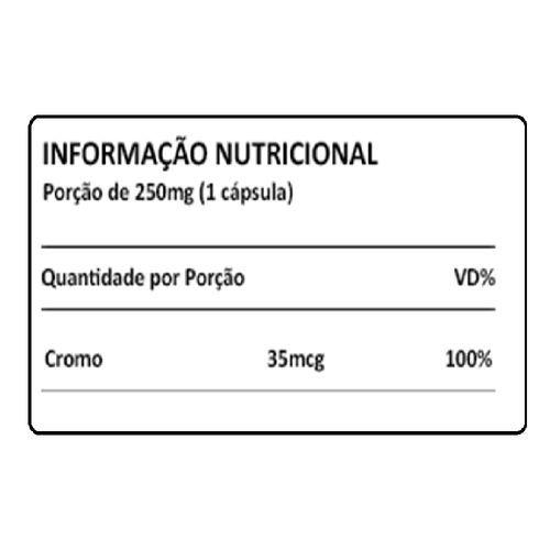 Picolinato de Cromo (60caps) PRO CORPS