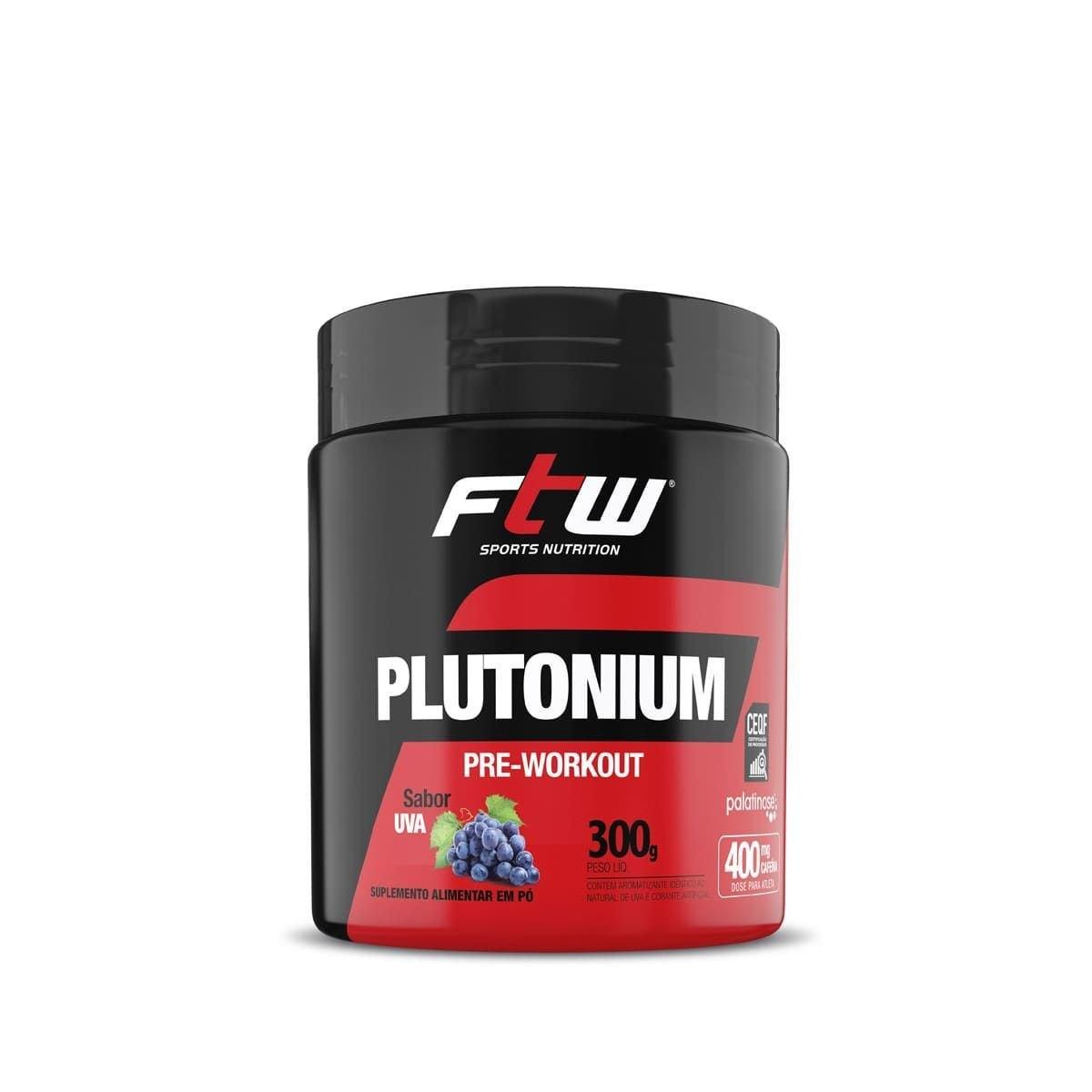 PLUTONIUM 300G| FTW