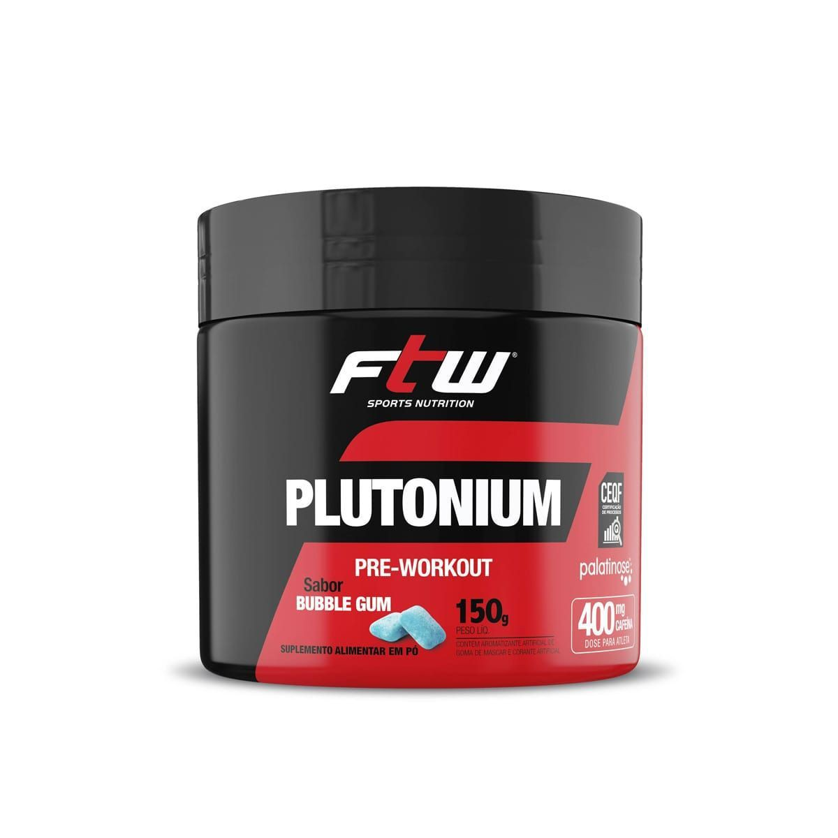 PLUTONIUM PRÉ-WORKOUT 150G|FTW