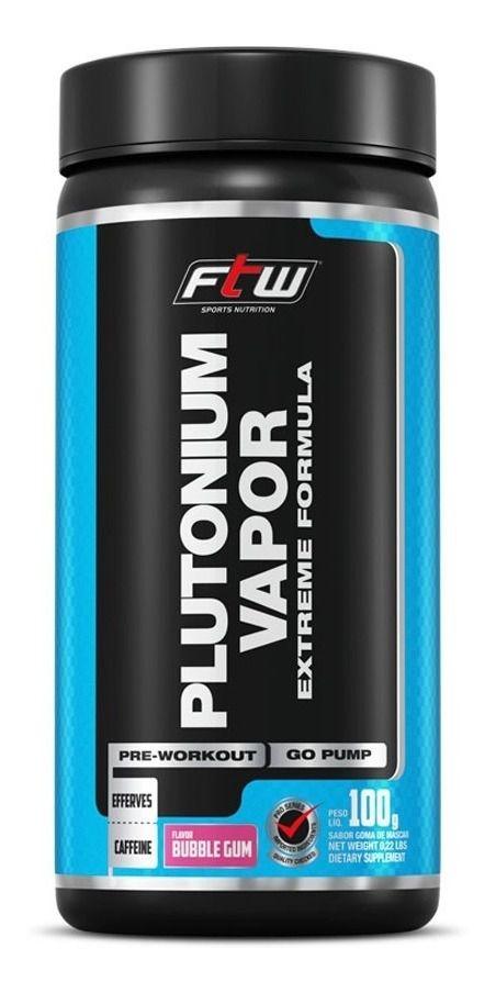 Plutonium Vapor - Extreme Formula | FTW | 100g