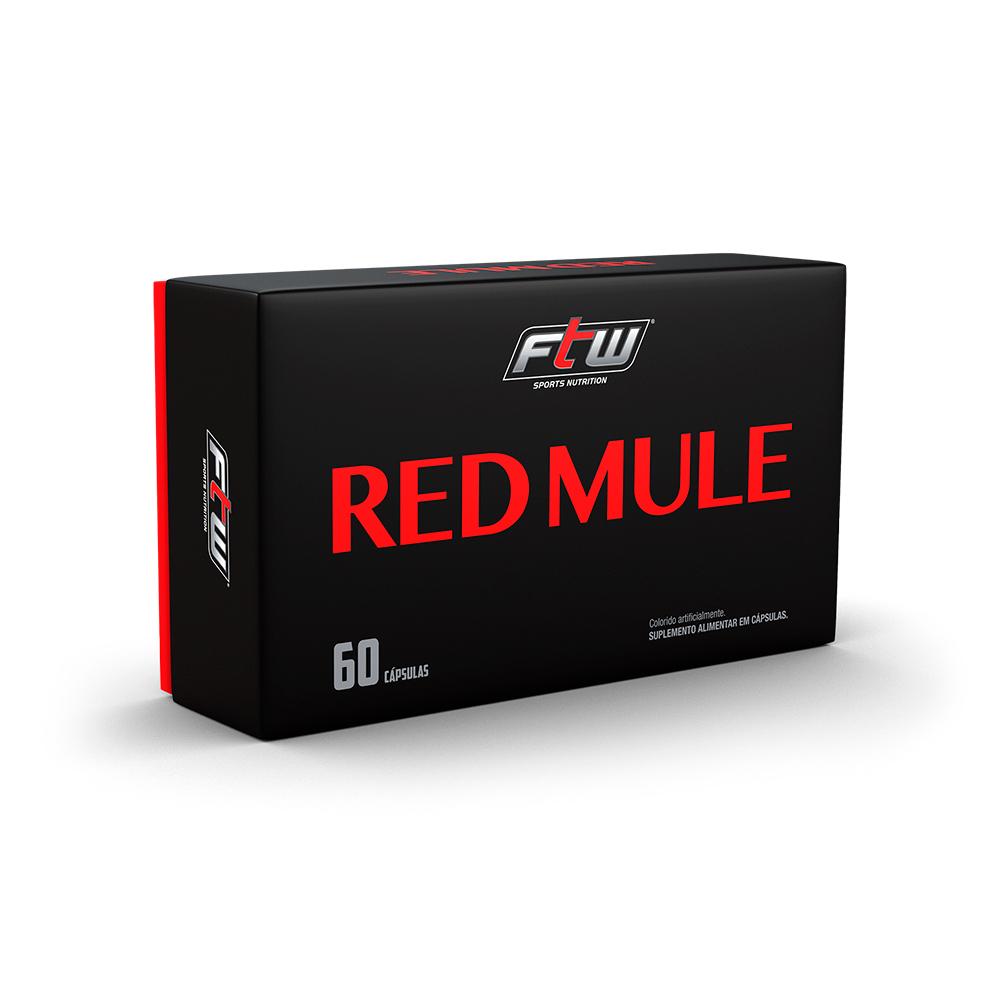 RED MULE (60 CAPS) - FTW