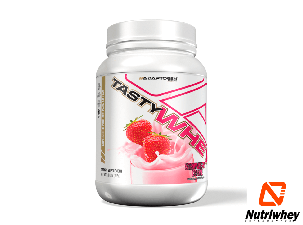 Tasty Whey | Adaptogen | 900g
