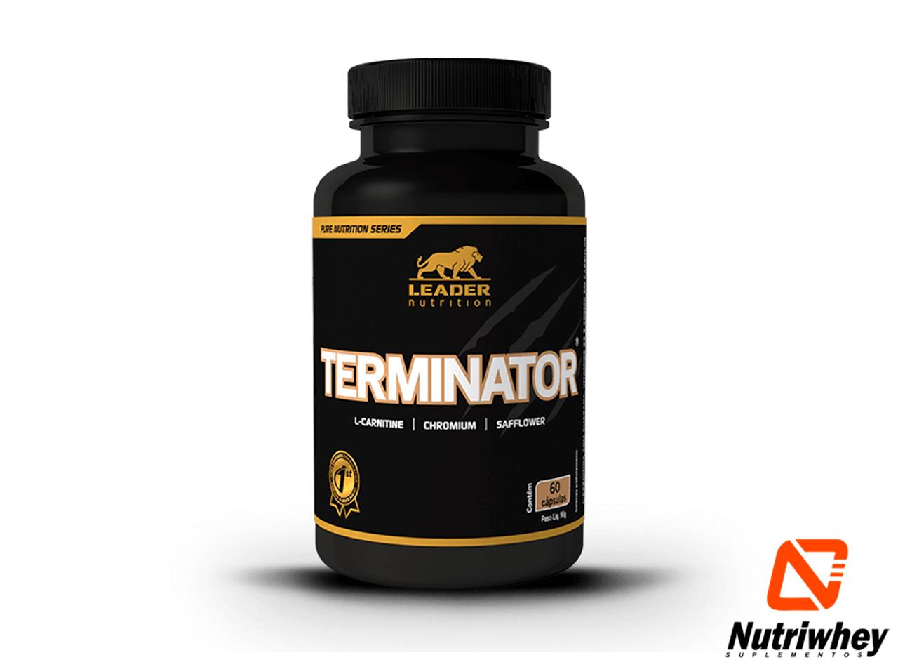 Terminator | Leader Nutrition | 60 Cápsulas