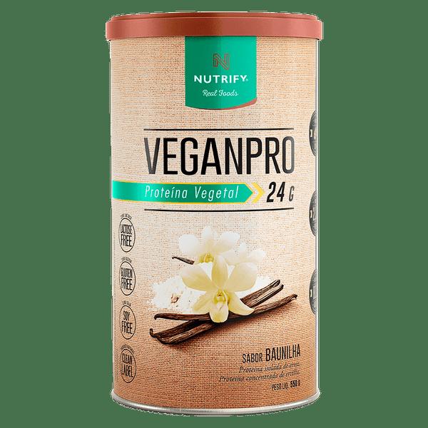 VEGANPRO|NUTRIFY|550G