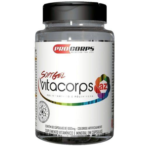 VitaCorps AZ | Pro Corps | 60 CÁPSULAS