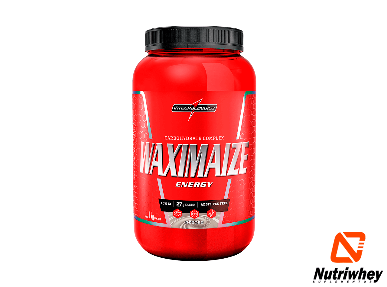 Waximaize Energy | Integral Médica | 1kg