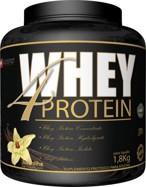 Whey 4 Protein | Pro Corps | 1.8kg