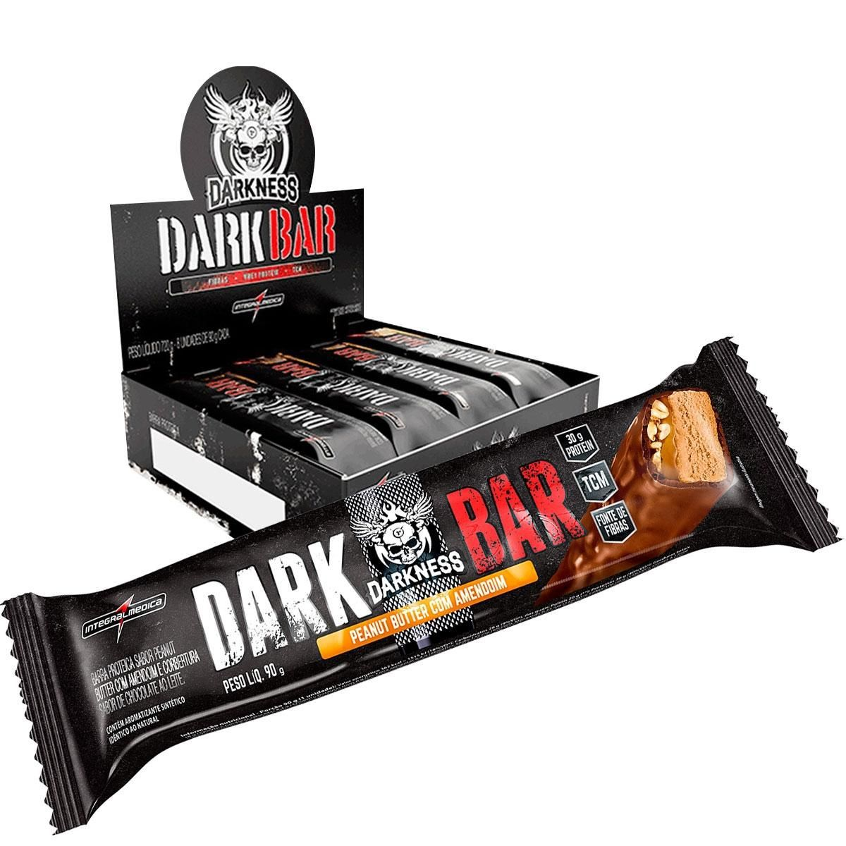 Whey Bar Darkness |Integral Médica | 90g
