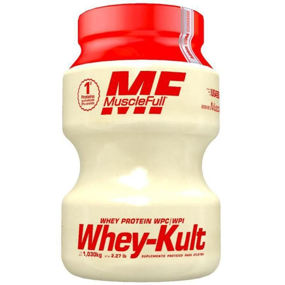 Whey-Kult - Whey Protein WPC / WPI | Muscle Full | 900g