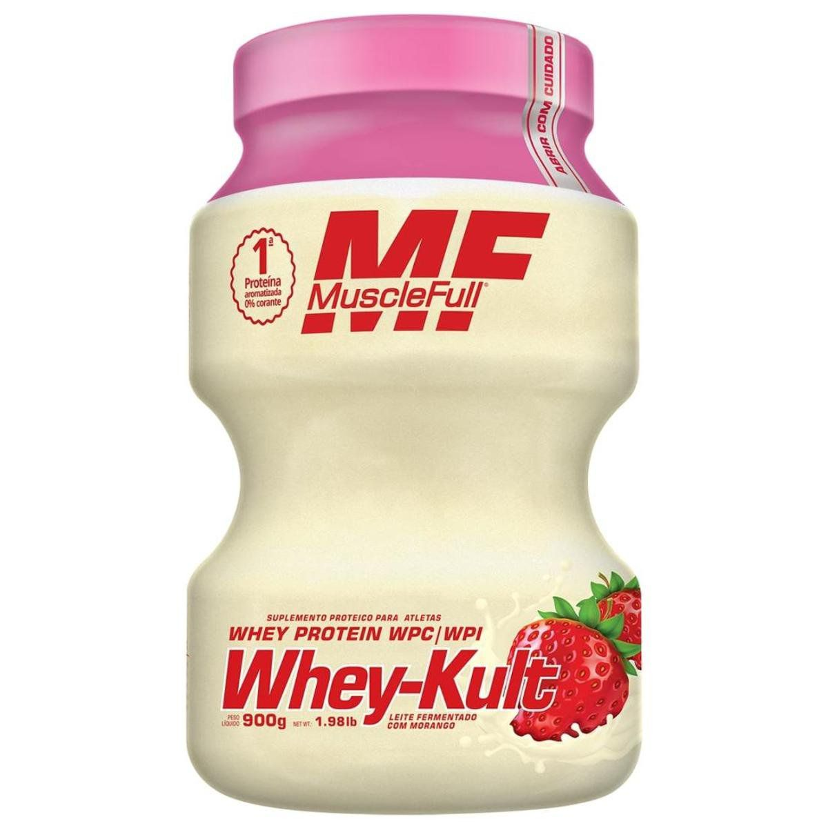 Whey-Kult - Whey Protein WPC / WPI   Muscle Full   900g