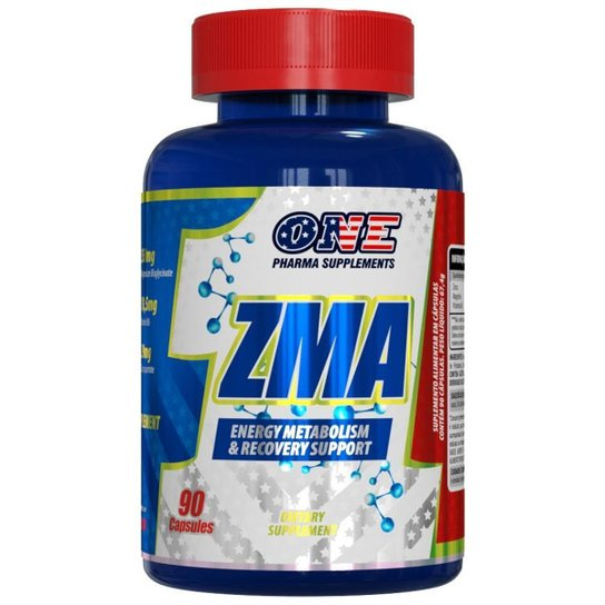 ZMA (90 CAPS) - ONE PHARMA SUPPLEMENTS