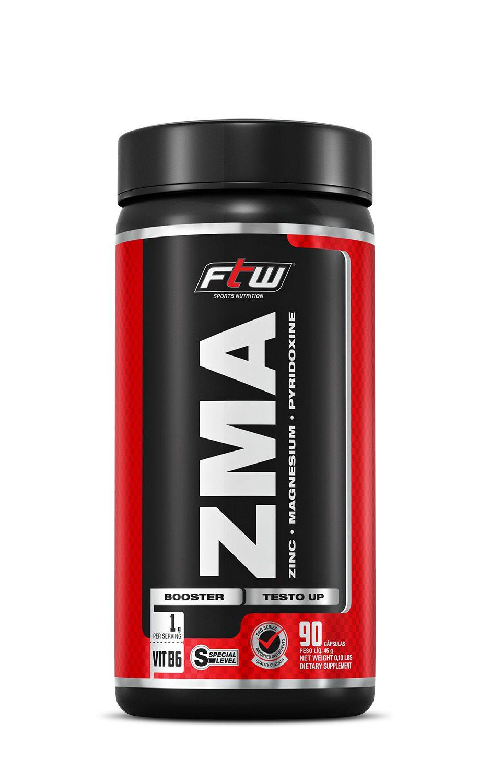 ZMA (90CAPS) FTW