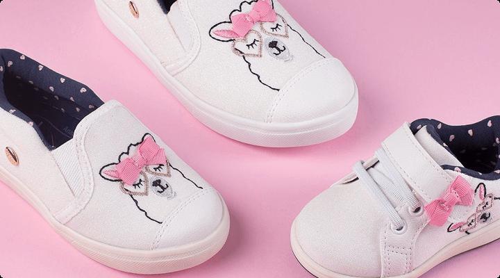 calçados kids