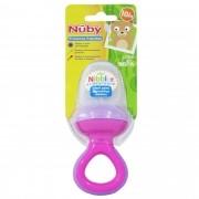 Alimentador Infantil Cajovil Nûby +10M - Rosa