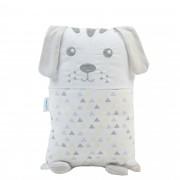 Almofada Mimiu Estampado com Bordado - Incomfral - Baby Joy Trends