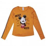 Blusa Cativa Estampa com Glitter Mickey com Vergonha Marcado Batom - 10 ao 16
