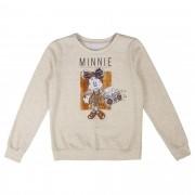 Blusão Cativa moletom peluciado Minnie - 10 ao 16