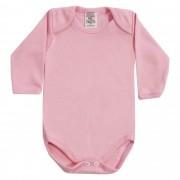 Body Manga Longa Bebê Brincalhão Liso - RN ao G