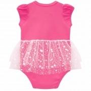 Body Vestido Regata Brandili Baby Princesa - P ao G
