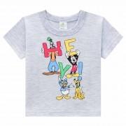 Camiseta Meia Manga Brandili Baby Mickey - P ao G