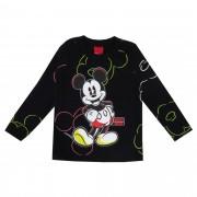 Camiseta Cativa Estampa Rotativa Mickey Mouse - 1 ao 3
