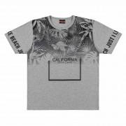 Camiseta Meia Manga Romitex Wyrky Praia California - 12 ao 18