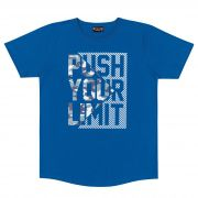 Camiseta Romitex Wyrky Push Your Limit - 12 ao 18