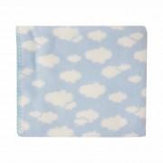 Cobertor Estampado Nuvens - Minasrey - Alvinha