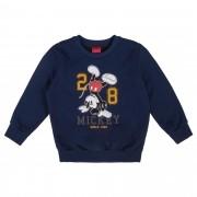 Conjunto Inverno Cativa Estampa Relevo Mickey Plantando Bananeira Since 1928 - 1 a 3