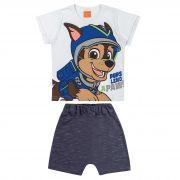Loungewear Romitex Chase Patrulha Canina - 1 ao 3
