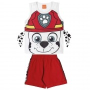 Loungewear Verão Romitex Marshal Patrulha Canina - 1 ao 3