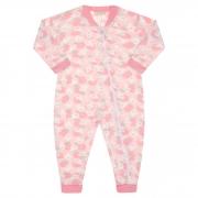Macacão Pijama Inverno Vrasalon Soft Foquinhas - P ao G