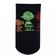 Meia Pimpolho Snoopy – Preta – 26 a 30