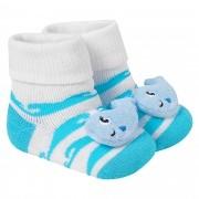 Meia Winston Fun Socks Baby Com Aplique - 14 a 15
