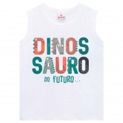 Regata Brandili Dinossauro - 1 ao 3