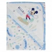 Toalha de Banho Especial  - Minasrey - Disney Baby - Azul