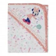 Toalha de Banho Especial  - Minasrey - Disney Baby - Rosa