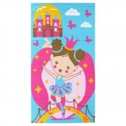 Toalha Kids Incomfral - Bambi - Bailarina