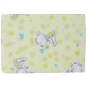 Travesseiro Antissufocante Estampado - Incomfral - Bambi