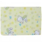 Travesseiro Antissufocante Estampado - Incomfral - Bambi - Ursinho