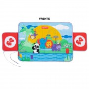 Trocador de Fraldas Pratico Colors Estampado - Fisher Price