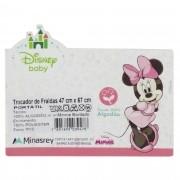 Trocador Portátil Minasrey Disney Bordado - Minnie