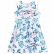 Vestido Verão Brandili Estampa Floral