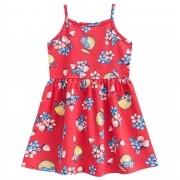Vestido Verão Brandili Club Flores - 4 ao 10