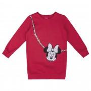 Vestido Cativa Estampa Bolsa Minnie - 4 ao 10