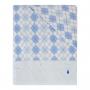 Jogo de Mini Berço com 3 peças - Minasrey - Loupiot Circus - Azul