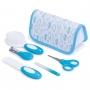 Kit Cuidados Pimpolho para Bebê - 5 peças + Necessaire